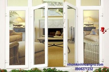 Cửa Nhôm 4 Cánh- Cách để chọn được cửa nhôm 4 cánh đẹp cho ngôi nhà của bạn?